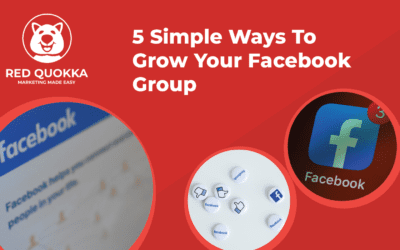 5 simple ways to grow your Facebook group